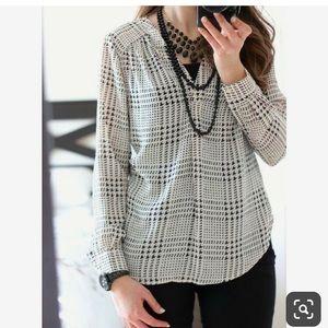 41 Hawthorn blouse